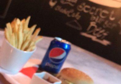 Secret Burger