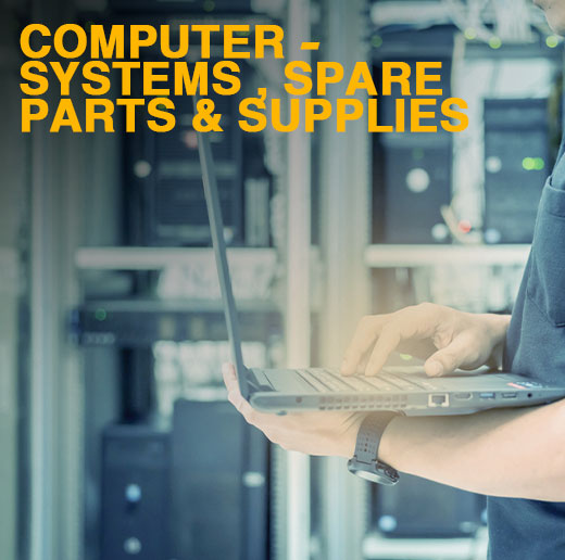 Computer Systems Computer Spare Parts